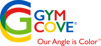 Gym Cove Logo and Tagline